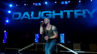 Daughtry - 7/22/2013 - DTE Energy Music Theatre