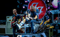 Foo Fighters - 8/24/2015 - DTE Energy Music Theatre