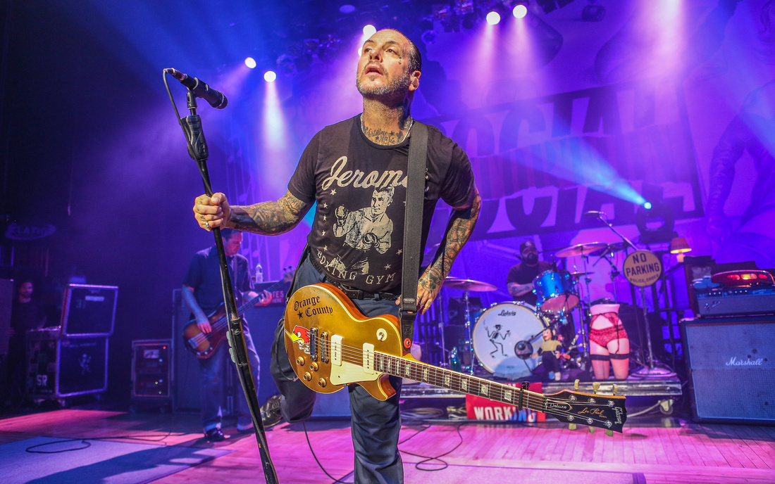 Vital Radar Social Distortion Sells Out Only The Venue In Royal