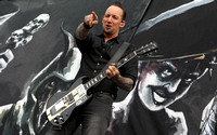 Volbeat - 7/12/2017 - Comerica Park - Detroit, Michigan
