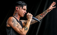 Andy Black - Van's Warped Tour 2017 - 7/21/2017 - The Palace Of Auburn Hills