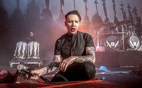 Marilyn Manson - 7/29/2016 - DTE Energy Music Theater