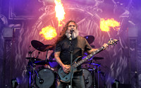 Slayer - 7/16/2017 - Chicago Open Air Festival - Bridgeview, IL